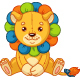 Baby Toy Lion - GraphicRiver Item for Sale