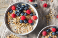 Healthy Homemade Muesli Breakfast Cereal - PhotoDune Item for Sale