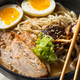 Homemade Japanese Pork Tonkotsu Ramen - PhotoDune Item for Sale