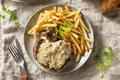 Homemade Steak Au Poivre - PhotoDune Item for Sale