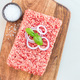 Free Download Minced meat from pork and beef. Ground meat with ingredients for Nulled