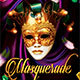 Masquerade Mardi Gras - GraphicRiver Item for Sale