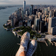 World at your feet looking over New York City - PhotoDune Item for Sale