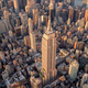 Free Download Aerial view of Empire State Building  Nulled