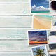 Free Download Travel vacation background concept Nulled
