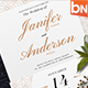 Elegant Wedding Invitations - GraphicRiver Item for Sale