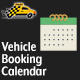 Simontaxi - Vehicle Booking Calendar - CodeCanyon Item for Sale