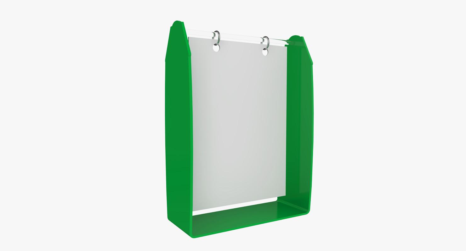 3D Plastic Holder