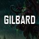 Gilbard - Gaming Bootstrap 4 Template - ThemeForest Item for Sale