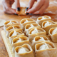 Making dumplings manti - PhotoDune Item for Sale