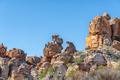 Delicate rock formations at Truitjieskraal in the Cederberg Mountains - PhotoDune Item for Sale