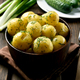 Free Download New boiled potatoes with dill Nulled