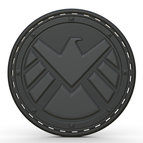 Agents of shield stripe - 3DOcean Item for Sale
