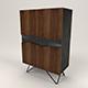 Lora cabinet - 3DOcean Item for Sale