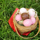 Easter Eggs on Green Grass - PhotoDune Item for Sale