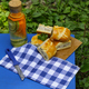 Picnic - Meat Pie and Lemonade - PhotoDune Item for Sale