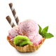 strawberry ice cream - PhotoDune Item for Sale