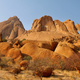 Free Download Colorful rocky landscape in Spitzkoppe Nulled