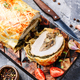 Meat, baked in puff pastry - PhotoDune Item for Sale