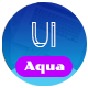 Free Download Aqua - Creative One Page Parallax Nulled