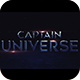 Captain Universe Titles - VideoHive Item for Sale