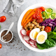 Buddha bowl salad - PhotoDune Item for Sale
