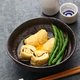 Yuba maki, tofu skin dish, Japanese vegetarian food - PhotoDune Item for Sale