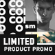 Limited — Product Promo - VideoHive Item for Sale