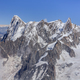 Grands Jorasses Mountain. - PhotoDune Item for Sale