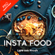 Insta Food Lightroom Presets - GraphicRiver Item for Sale