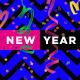 New Year Photo Album Slideshow