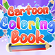 Cartoon Coloring Book - HTML5 Game for Kids - Construct 2 source-code (.capx) - CodeCanyon Item for Sale