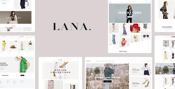 Leo Lana - Women Clothes & Shoes Prestashop 1.7.5.x Theme - Fashion PrestaShop