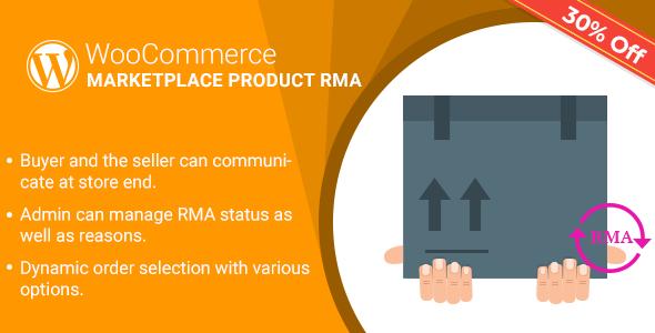 WooCommerce Multi Vendor RMA Plugin - CodeCanyon Item for Sale