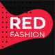 Free Download Red Fashion — Instagram Templates Nulled