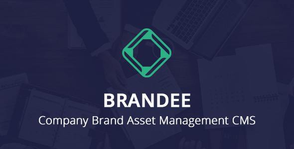 Brandee - Company Brand Asset Management CMS - CodeCanyon Item for Sale