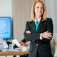 Portrait of business woman at her business office - PhotoDune Item for Sale