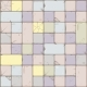 Texture of Pastel Colors Stone Tiles Seamless - GraphicRiver Item for Sale