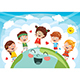 Vector Illustration of Earth Day - GraphicRiver Item for Sale