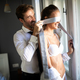 Free Download Handsome businessman with young sexy glamorous girl in lingerie Nulled