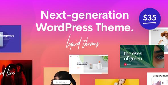 Ave - Responsive Multi-Purpose WordPress Theme - Creative WordPress
