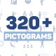 Free Download Pictogram Icons Nulled