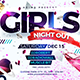 Girls Night Out - GraphicRiver Item for Sale