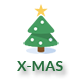 Free Download X-mas - Responsive Email Template With Stampready Builder Access Nulled