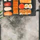 Flat-lay of sushi set - PhotoDune Item for Sale