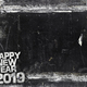 Free Download 2019 Happy New Year Grunge Background Nulled