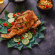 Thai crispy fish with tamarind sauce, copy space - PhotoDune Item for Sale