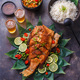 Crispy whole thai fried fish with ginger sauce - PhotoDune Item for Sale