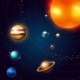 Planets of the Solar System - GraphicRiver Item for Sale