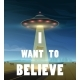 UFO or Flying Saucer in Space - GraphicRiver Item for Sale